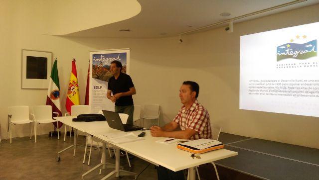 El Ayuntamiento de Cehegín y la asociación Integral animan a los cehegineros a participar en las nuevas estrategias Leader de ayudas europeas - 1, Foto 1