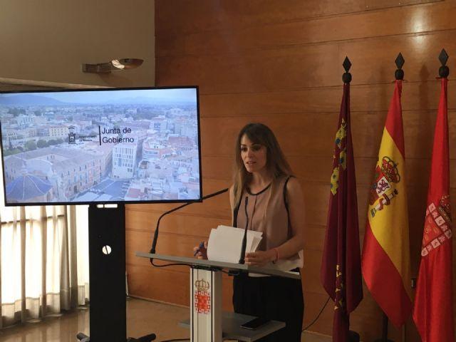 Prorrogado el convenio con la Asociación Empresarial Ferias de Murcia para el uso del recinto de 'La Fica' durante las fiestas de septiembre - 1, Foto 1