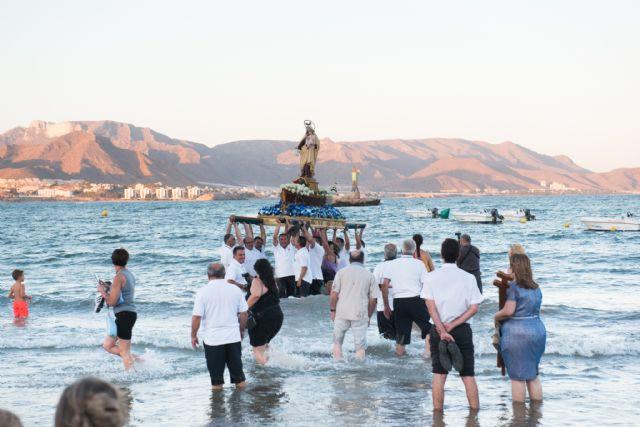 El barco Los Alonsos portará la imagen de la Virgen del Carmen en la procesión marinera - 1, Foto 1