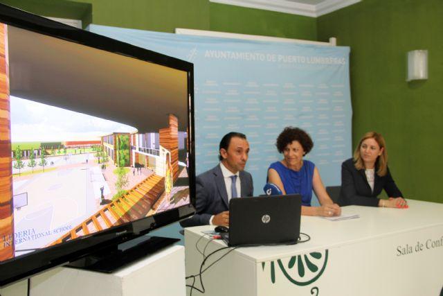 Construirán un colegio concertado bilingüe en Puerto Lumbreras - 1, Foto 1