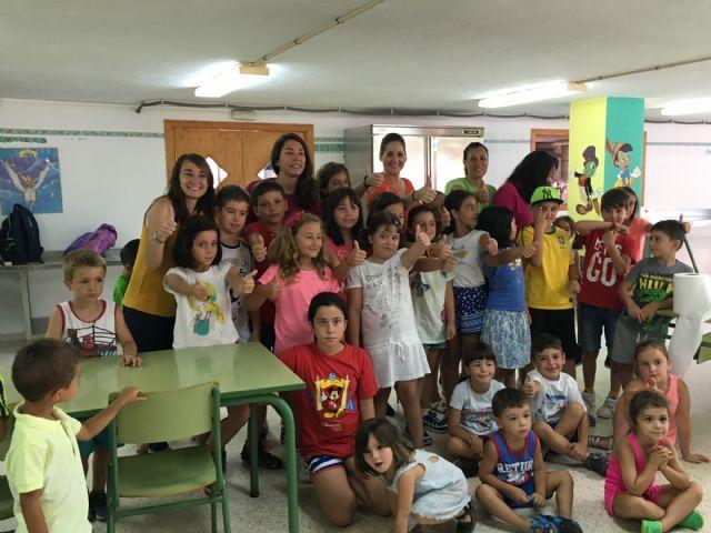 Más de 1.300 niños de entre 3 y 14 años acuden a las Escuelas de Verano Municipales durante julio y agosto - 1, Foto 1