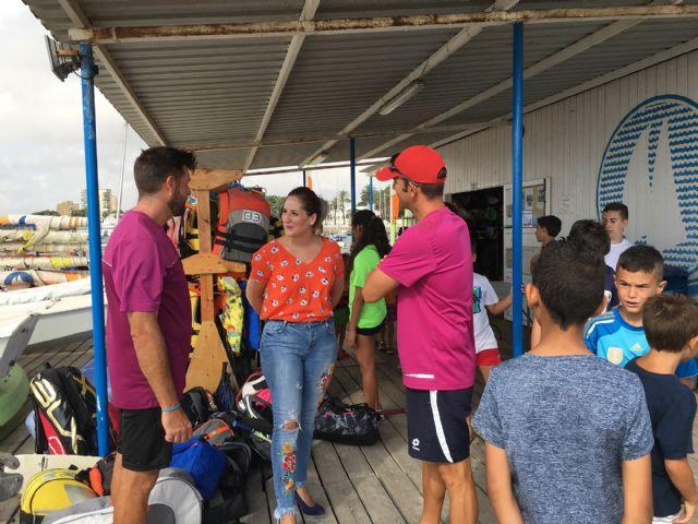 Más de 1.300 niños de entre 3 y 14 años acuden a las Escuelas de Verano Municipales durante julio y agosto - 2, Foto 2