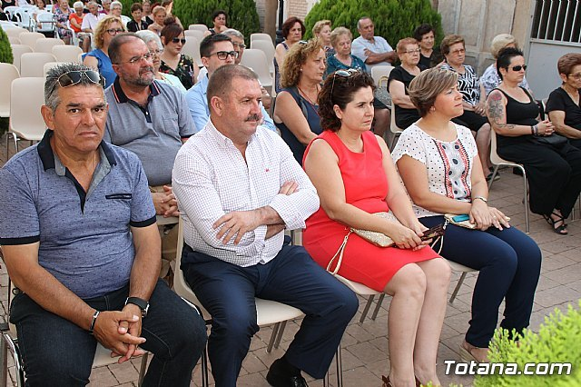 """Traditional Mass in the Municipal Cemetery of Totana """"Our Lady of the Carmen"""" on the occasion of the feast of the Virgin of the Carmen - 2"""