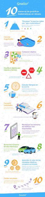 Diez maneras de practicar matemáticas en verano sin estudiar - 1, Foto 1