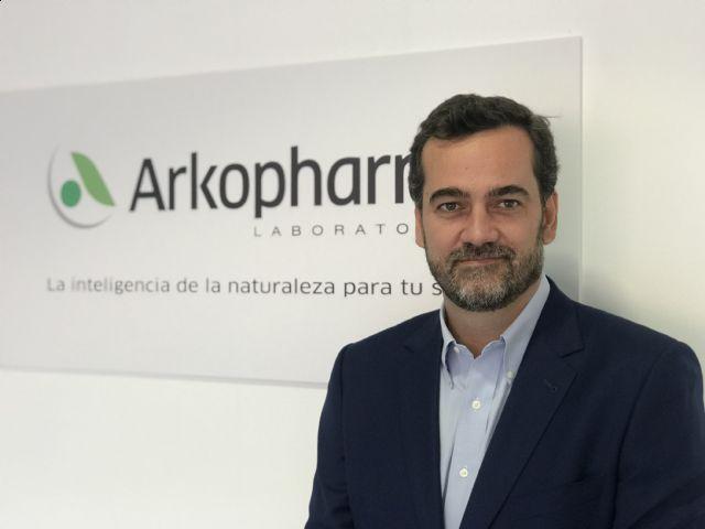 Arkopharma Laboratorios nombra a Baldomero Falcones nuevo director general en España - 2, Foto 2