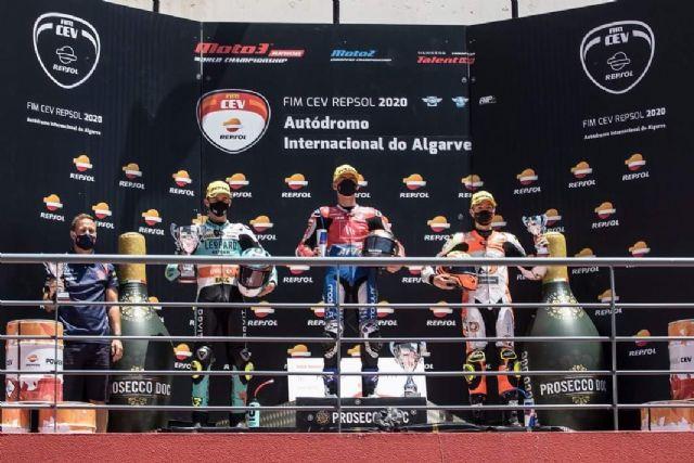 Pedro Acosta se proclama campeón en la segunda prueba del FIM CEV Repsol, Foto 3