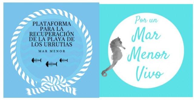 Convocan una concentración reivindicativa para el próximo miércoles en defensa del Mar Menor - 2, Foto 2