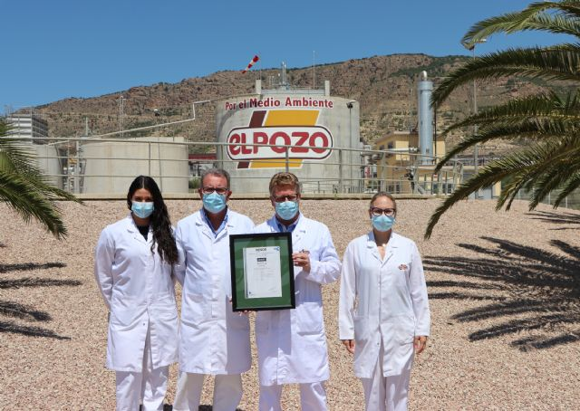 El Pozo Alimentación se certifica en Residuo Cero, Foto 1