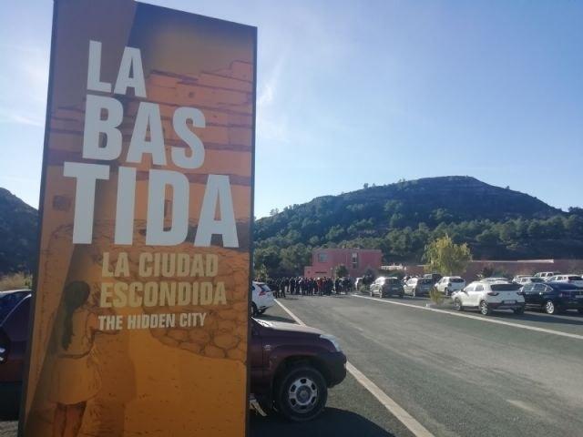 [Contratarán, de nuevo, el Servicio de Vigilancia en el yacimiento arqueológico de La Bastida, comprometiendo su financiación en el presupuesto municipal del 2022