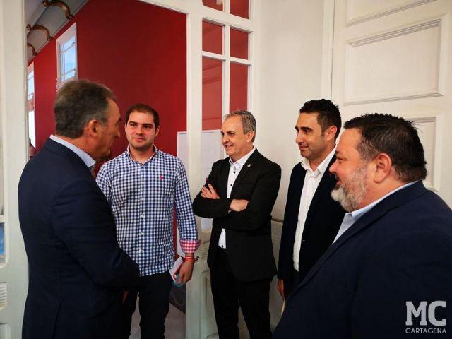 MC propondrá a la empresa Jimbo Fresh como mejor patrocinador en la próxima gala del Deporte de Cartagena - 1, Foto 1