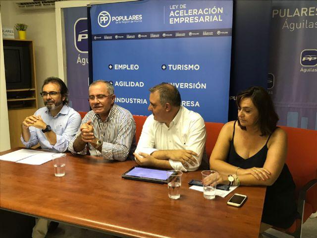 El PP sigue potenciando la libertad económica en la Región reduciendo la burocracia que limita la actividad empresarial - 2, Foto 2
