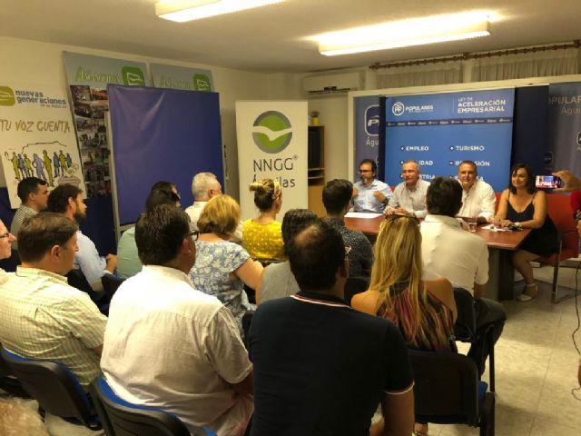El PP sigue potenciando la libertad económica en la Región reduciendo la burocracia que limita la actividad empresarial - 3, Foto 3