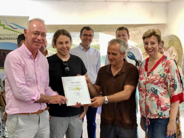 Medio Ambiente reconoce la recuperación del bosque de ribera realizada por el Ayuntamiento de Murcia para compensar emisiones de CO2 - 1, Foto 1