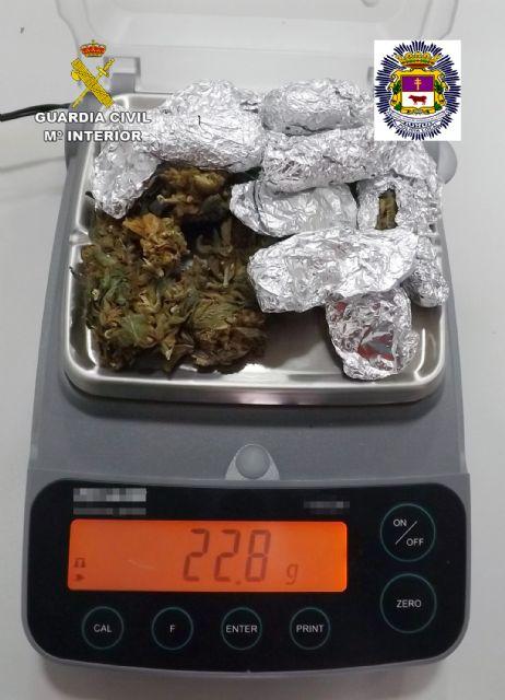 Detienen un menor de edad como presunto autor de delito de tráfico de droga - 1, Foto 1