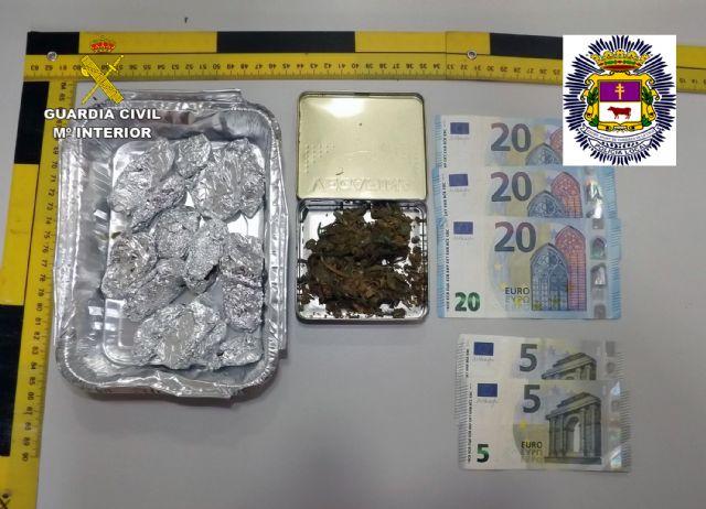 Detienen un menor de edad como presunto autor de delito de tráfico de droga - 3, Foto 3