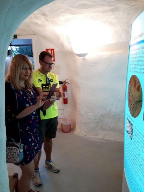 Las visitas guiadas a las Casas Cueva, una alternativa de ocio que atrae a numerosos visitantes cada fin de semana - 2, Foto 2