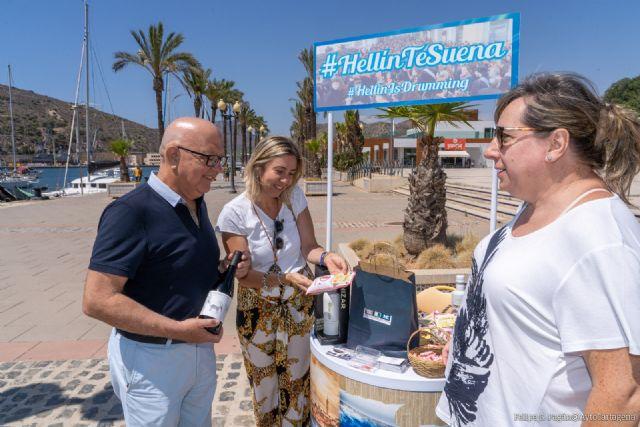 Hellín muestra sus encantos en el puerto de Cartagena - 1, Foto 1