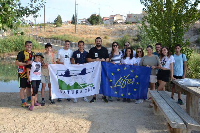 Voluntarios recogen 50 kilos de basura de la ribera del río Argos en Calasparra - 1, Foto 1