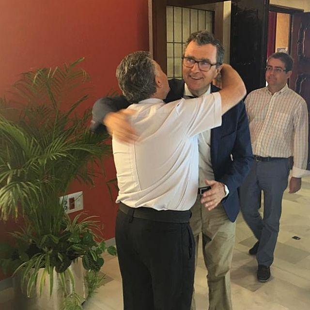 Cirilo Durán se despide del Cuerpo de la Policía Nacional murciana en La Glorieta - 2, Foto 2