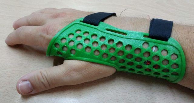 Investigadores de la UPCT desarrollan una silla de rehabilitación y adaptadores de juguetes con tecnología 3D - 1, Foto 1