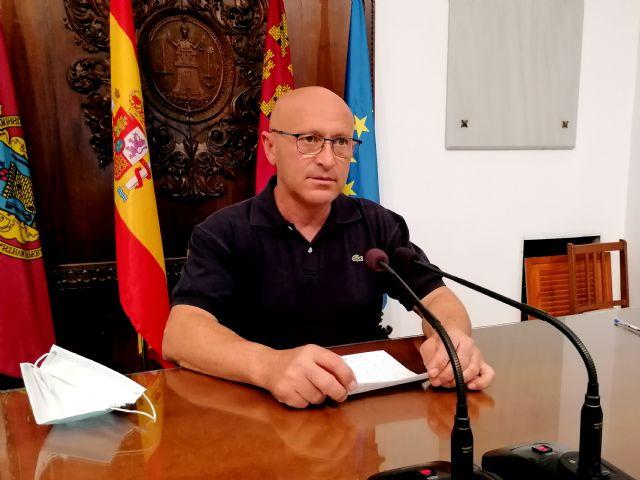 Sosa: En Lorca no se están haciendo los deberes y podríamos lamentarlo en breve - 1, Foto 1