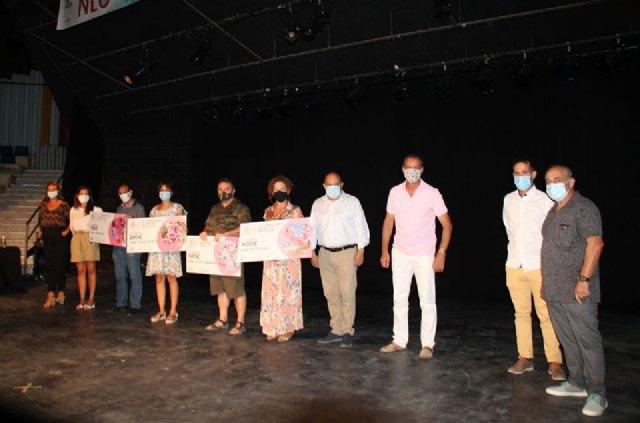El Ayuntamiento de Cieza entrega los premios Barrios en flor al ritmo de las academias de baile - 1, Foto 1