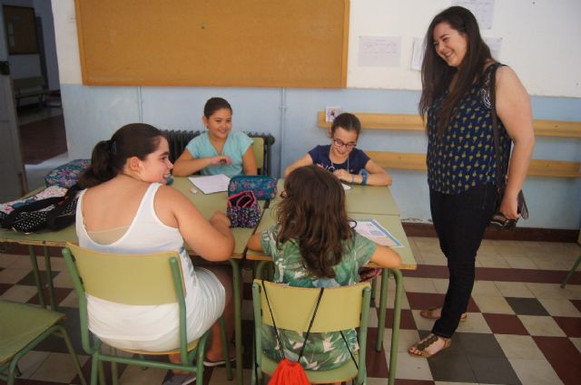 They reintegrate the aid of 500 euros as the Holy Week Holiday School project, promoted by the