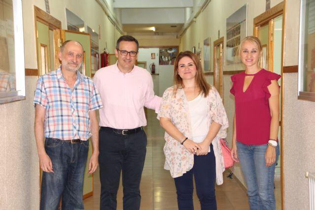 El comedor del CEIP Sierra Espuña abrirá en enero, Foto 1