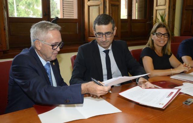 La Universidad de Murcia crea una sede de extensión permanente en Ojós - 1, Foto 1