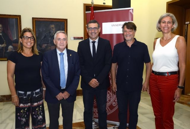 La Universidad de Murcia crea una sede de extensión permanente en Ojós - 2, Foto 2