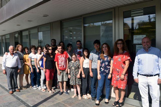Fundown y el SEF formarán a 16 personas con discapacidad intelectual para contribuir a su inserción laboral, Foto 2