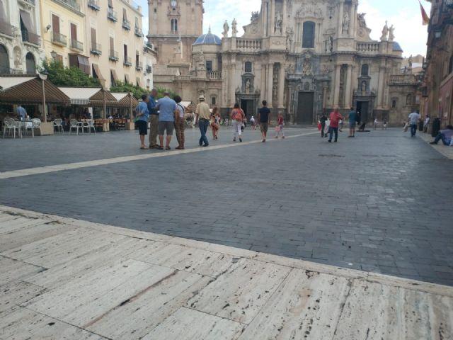 Ecologistas en Acción pide al Ayuntamiento de Murcia que estudie el efecto 'isla de calor' - 1, Foto 1