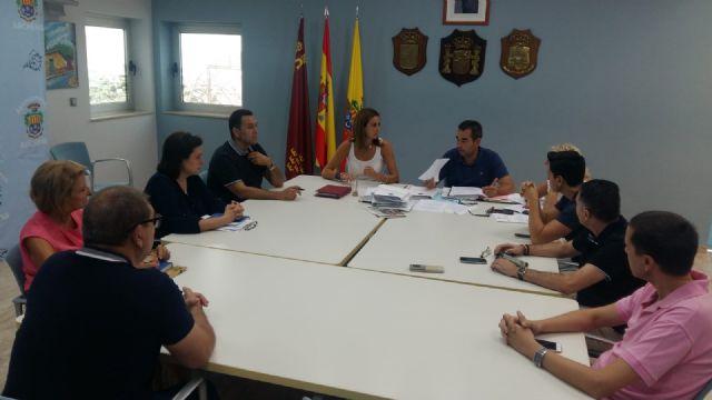 Junta de Gobierno Municipal de Archena 14/09/2018 - 1, Foto 1