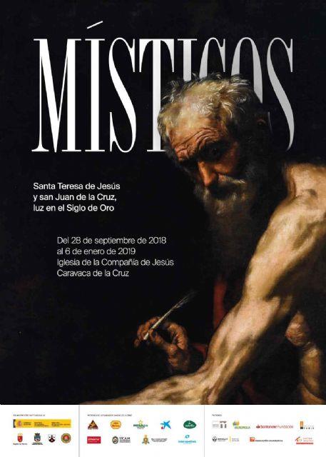El lunes se celebran puertas abiertas en la Compañía para admirar el lienzo de San Juan de la Cruz de Santiago Ydáñez - 2, Foto 2