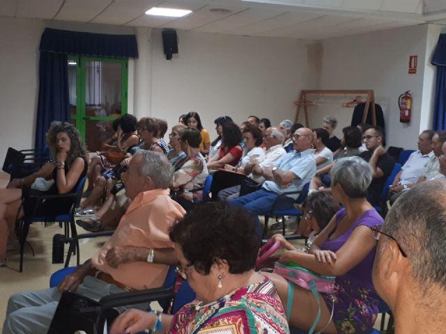 Presentado en sociedad el proyecto del nuevo Centro de día para mayores de Pliego - 1, Foto 1