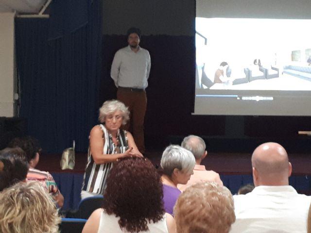 Presentado en sociedad el proyecto del nuevo Centro de día para mayores de Pliego - 2, Foto 2