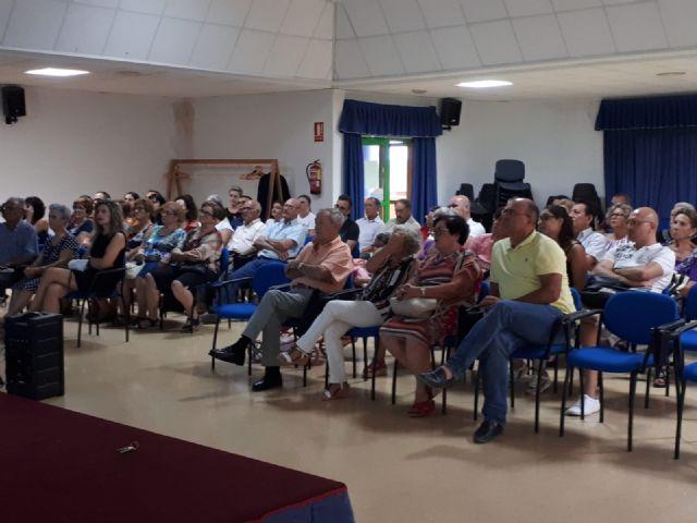 Presentado en sociedad el proyecto del nuevo Centro de día para mayores de Pliego - 4, Foto 4