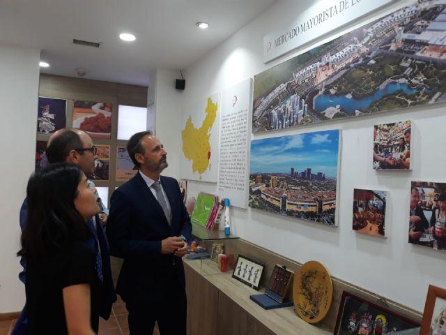 La Comunidad abre nuevas oportunidades de negocio para las empresas murcianas en el mercado chino de Yiwu, Foto 1