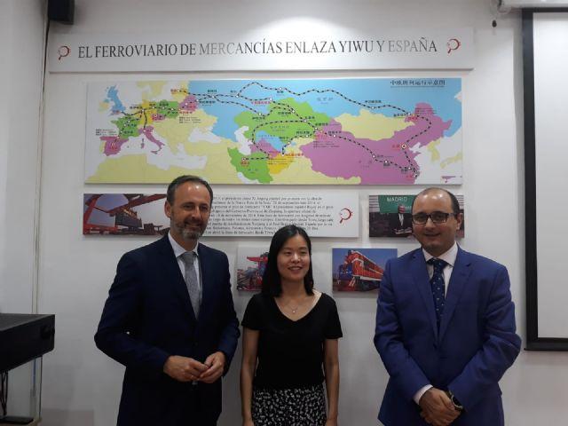 La Comunidad abre nuevas oportunidades de negocio para las empresas murcianas en el mercado chino de Yiwu - 2, Foto 2