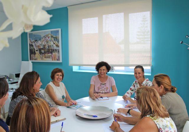 Puerto Lumbreras será sede del encuentro regional de mujeres rurales de Afammer - 1, Foto 1