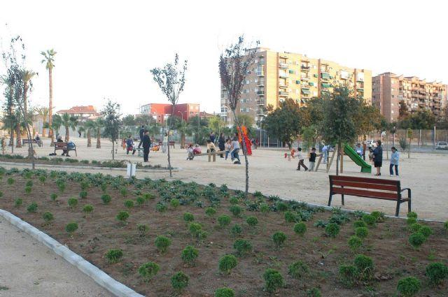 Ciudadanos celebra la inauguración del primer parque canino de Cartagena pero recuerda que  llega 28 años tarde - 1, Foto 1