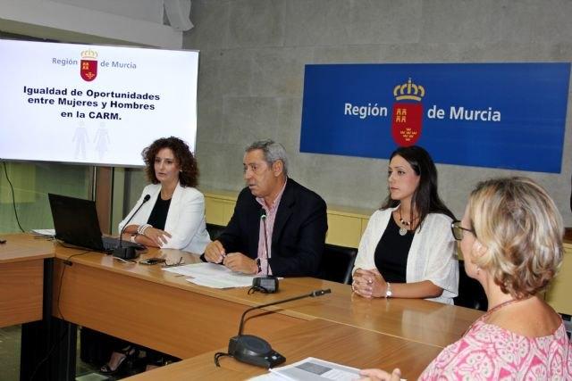 El II Plan de Igualdad recogerá las propuestas del personal de la Administración regional, Foto 1