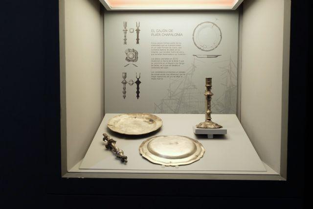 El Museo Nacional de Arqueología Subacuática conciencia contra el expolio a través de una exposición, Foto 1