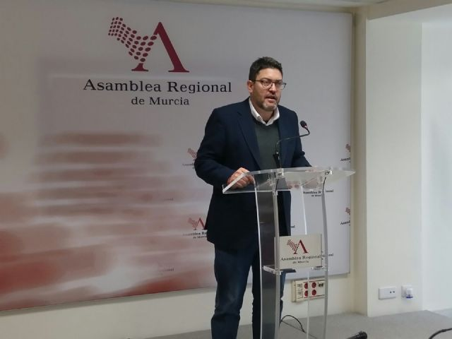 """Ciudadanos lamenta que el PSOE se confirme como """"el enemigo número uno"""" del trasvase Tajo-Segura, Foto 1"""