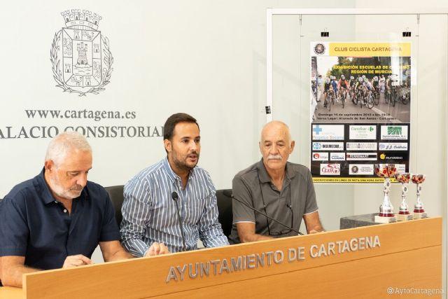 Doscientos jóvenes ciclistas mostrarán su habilidad sobre las dos ruedas este domingo en la Alameda de San Antón - 1, Foto 1