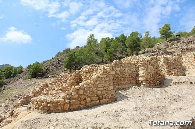 Citizens reiterates their support for the preservation and enhancement of our heritage during their visit to the archaeological site of La Bastida in Totana - 4