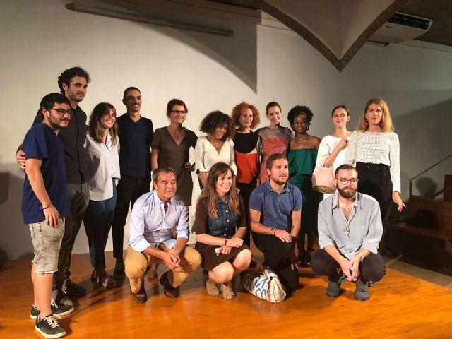 Andrés Guerrero se proclama ganador del CreaMurcia en Diseño Gráfico y Salvador Corbalán y Biruta en Moda - 1, Foto 1