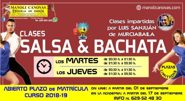 La Escuela de Danza Manoli Cánovas abre el plazo de matrícula para el curso 2018/19, Foto 2