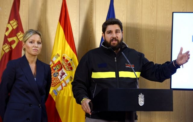 El Consejo de Gobierno solicita al Estado la declaración de zona catastrófica para la Región de Murcia, Foto 2