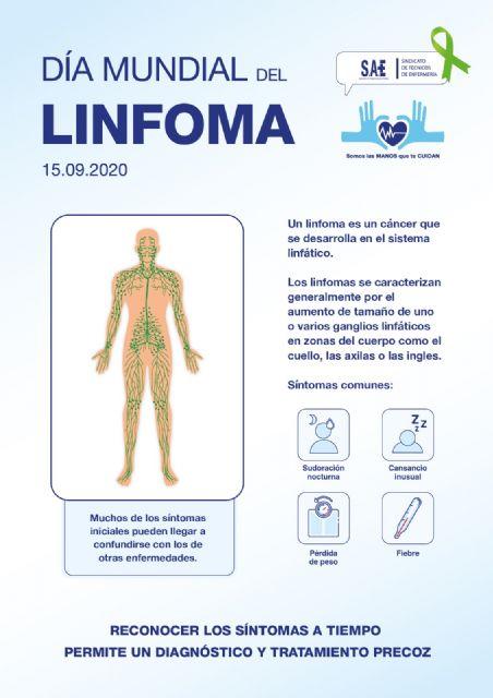 15 de septiembre, Día Mundial del Linfoma - 1, Foto 1